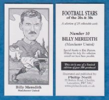 Manchester United Billy Meredith 10